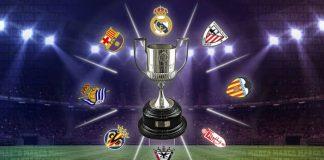 Sorteo de los cuartos de final de Copa del Rey