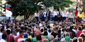 Juan Guaidó pretende recuperar Telesur