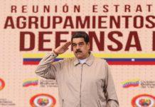 Maduro anuncia ejercicios militares