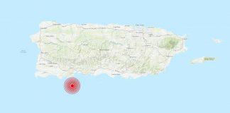 Terremoto en Puerto Rico.