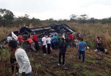 accidente en guárico