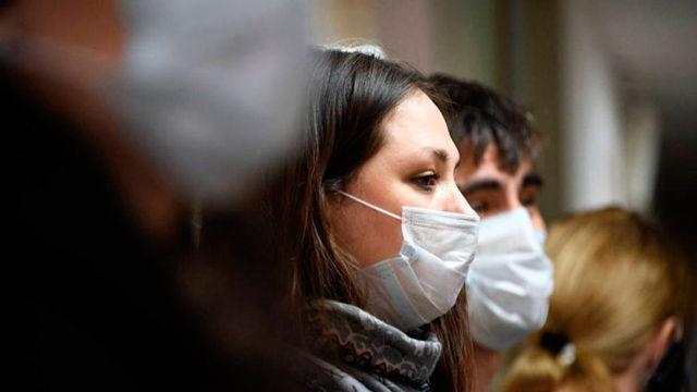 Casos de coronavirus en Sudamérica