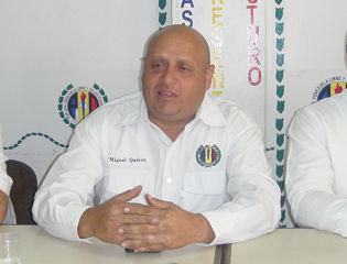 MIGUEL QUIROZ - BURO SINDICAL AD