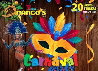 carnavales en San Juan