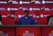 Maduro crea comisión presidencial para reestructurar Pdvsa