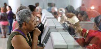 Pago de pensiones