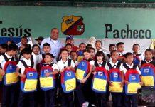 Escuela Jesús Pacheco Rojas