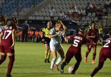 Venezuela y Argentina empatan en el sudamericano femenino sub 20.
