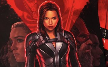 Black Widow, Viuda Negra.