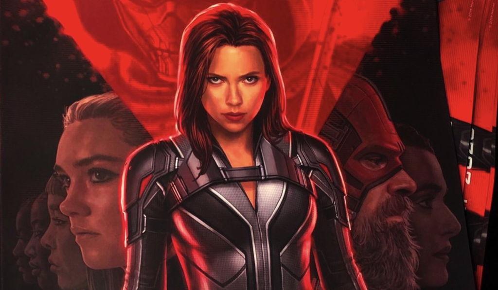Black Widow, Viuda Negra.