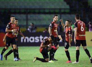 Caracas Fc empató con Boca Juniors en la Copa Libertadores.