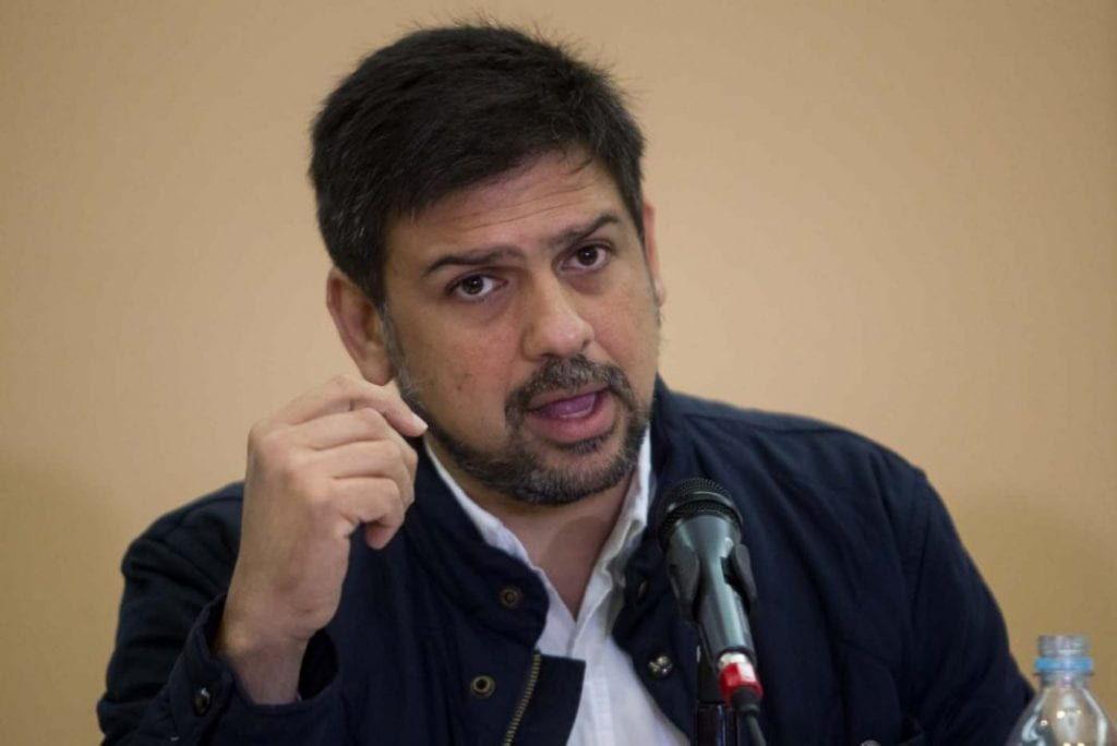 Carlos Ocariz propone bono alimenticio de 100 dólares