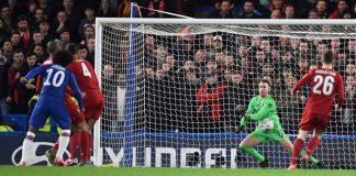 Chelsea derrotó a Liverpool