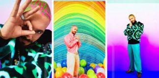 J Balvin, Colores