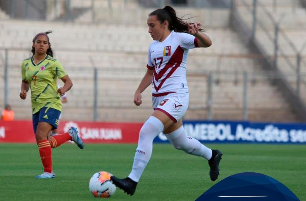 La Vinotinto en el Sudamericano Femenino Sub-20