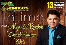 Alejandro Rondón y Edgardo Ramírez