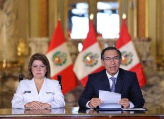 Casos de coronavirus en Perú