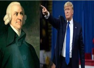 trump - adam smith- jorge linares