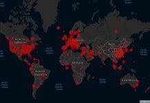 Países sin coronavirus