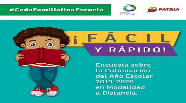 Consulta Nacional Educativa