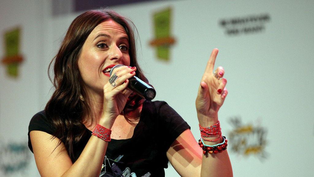 Itziar Ituño, actriz de La Casa de Papel, superó el coronavirus.
