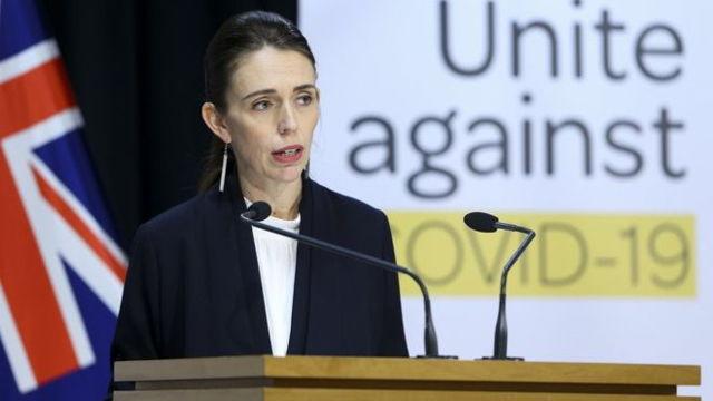 Primera ministra de Nueva Zelanda