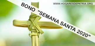 bono semana santa- carnet de la patria