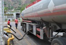 plan de distribución de gasolina