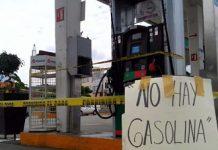 invasión gasolina