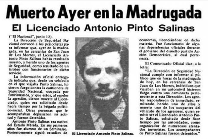 ANTONIO PINTO SALINAS