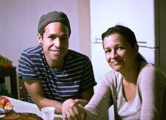 Alfredo Chirinos y Aryenis Torrealba