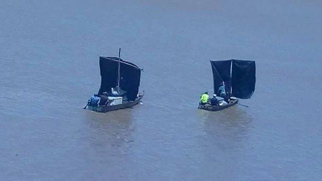 pescadores de cabruta