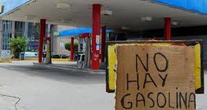escasea la gasolina