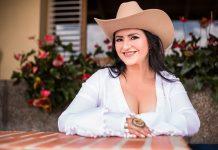 """Lisith Contreras, """"La Gocha""""."""