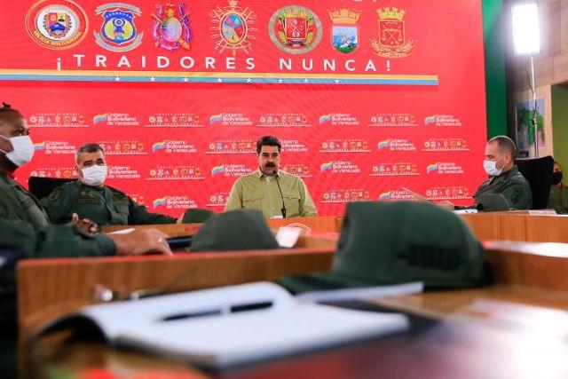 Gobierno venezolano realizó pruebas de misiles