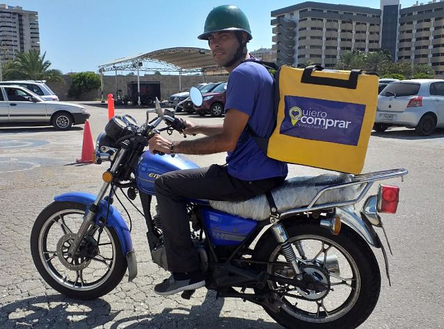 delivery - quiero comprar venezuela