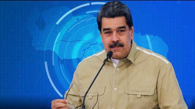 Maduro tiende puente
