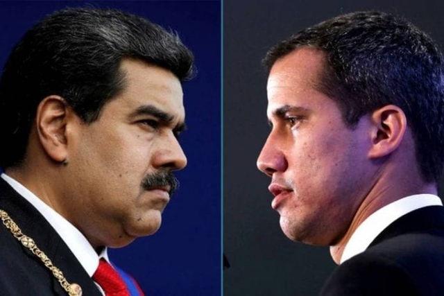 Acuerdo entre Maduro y Guaidó
