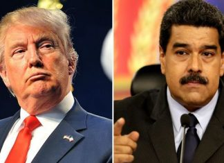 Trump Maduro