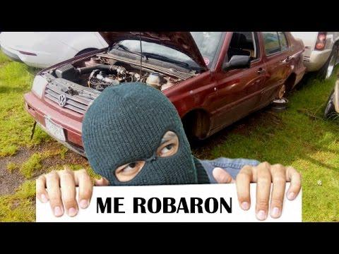 CARRO ROBADO