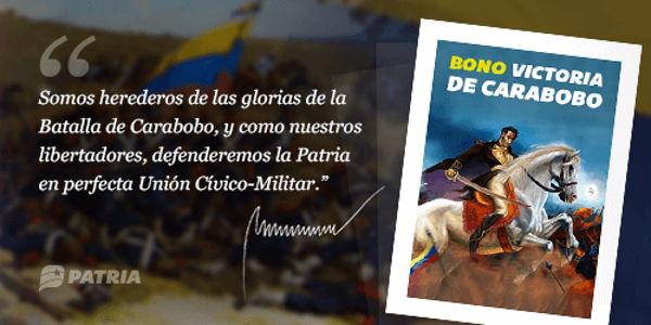 Bono Victoria de Carabobo