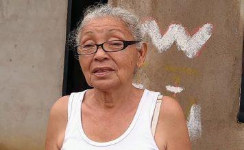 María Luisa Villarroel, docente incapacitada