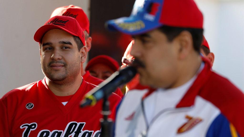 """EEUU sanciona a presuntos """"socios de confianza"""" de Maduro y su hijo"""