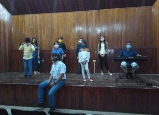 Plenaria virtual de canto