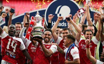Arsenal campeón de la FA Cup