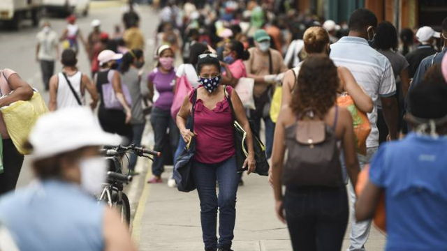 Venezuela sigue sumando contagios y fallecidos por covid-19