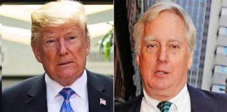 Donald y Robert Trump