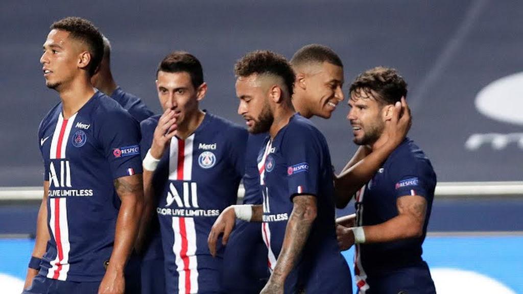 Neymar, Di María y Paredes son los positivos por coronavirus del PSG