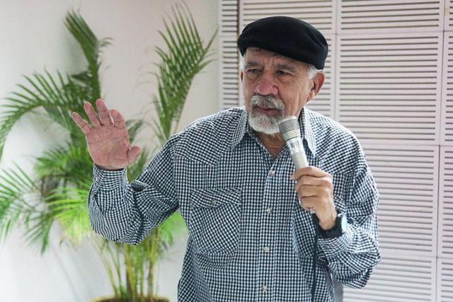 CARLOS LANZ RODRÍGUEZ DESAPARECIDO