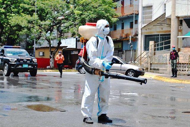 Venezuela registró 929 casos de coronavirus este lunes